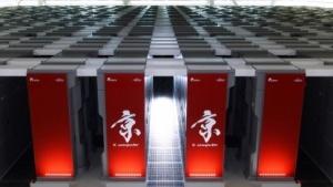 Der aktuelle K-Computer