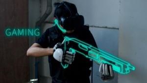 Der VR-Handschuh Dexmo kann Motion Capturing und Force Feedback.