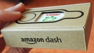 Amazon startet mit dem physischen Dash-Knopf in Deutschland.