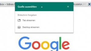 Google Cast ist jetzt fester Bestandteil des Chrome-Browsers.