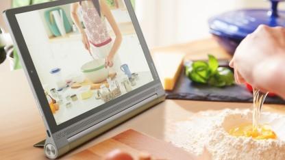 Yoga Tab 3 Plus mit ordentlicher Ausstattung