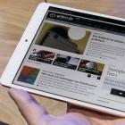 Mediapad M3: Huawei zeigt 8,4-Zoll-Tablet mit Fingerabdrucksensor