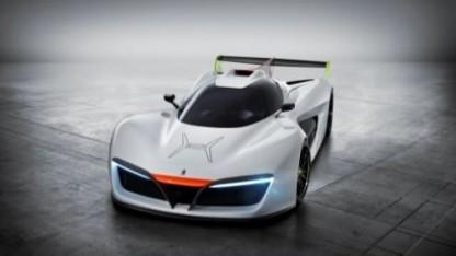Pininfarina H2 Speed: inspiriert von Formel-1-Konzeptauto aus dem Jahr 1969