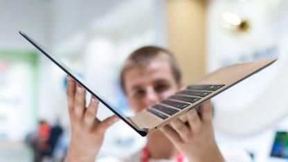 Kein Notebook ist aktuell dünner als das Swift 7.