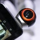 Alcatel 360 Camera angesehen: 360-Grad-Kamera für Smartphones soll 100 Euro kosten