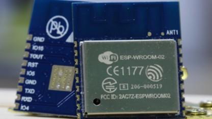 ESP-WROOM-02-Modul