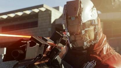 Die Beta von Call of Duty: Infinite Warfare beginnt erst kurz vor Veröffentlichung.