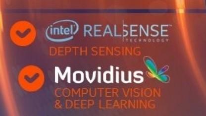 Realsense soll von Movidius' Algorithmen profitieren.