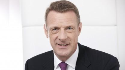 Deutschlandchef Niek Jan van Damme
