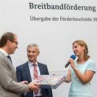 Dobrindt: Bundesförderung soll 94.000 Kilometer Glasfaser bringen