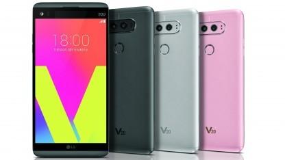 Das neue LG V20