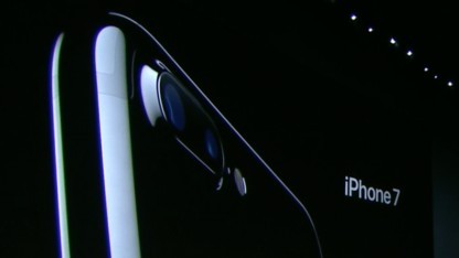 Das neue iPhone 7 Plus hat eine Dual-Kamera.