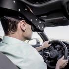 Audi-Entwicklung: Mit der VR-Brille ein richtiges Auto fahren