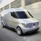 Vision Van: Daimler entwickelt Lieferwagen mit Drohnenlandeplatz
