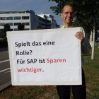 Software: SAP verhängt ein Sparprogramm in Deutschland