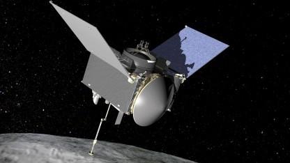 Asteroiden-Sonde Osiris Rex: größte Menge außerirdischen Materials seit dem Apollo-Programm