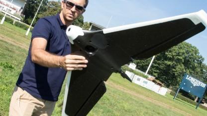 Die Disco ist die größte Drohne im Parrot-Sortiment.