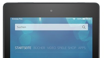 Neues Fire HD 8