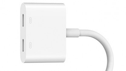Der Lightning-Dongle von Belkin
