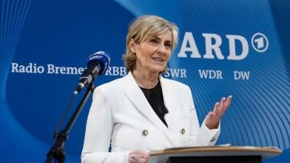 ARD-Vorsitzende Karola Wille