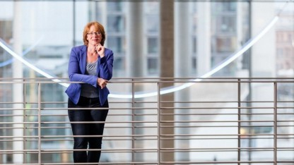 Tabea Rößner im Bundestag