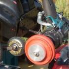 Bobbycar extrem: Gas geben mit der Fahrradbremse
