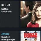 Amazon: Fire-TV-Oberfläche integriert Netflix-Inhalte