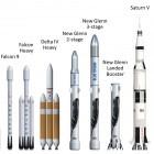 Blue Origin: New Glenn - die größere Falcon-9-Rakete