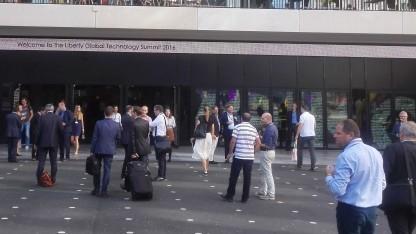Auf dem Liberty Global tech Summit 2016