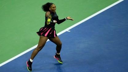 Vertrauliche Informationen über Serena Williams wurden veröffentlicht.
