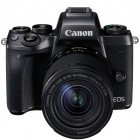 Canon EOS M5: Canons neue Systemkamera hat einen integrierten Sucher