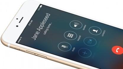 Telekom erlaubt WLAN-Calling auf dem iPhone.