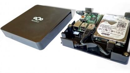 Die Nextcloud Box soll das Aufsetzen einer heimischen Cloud einfach machen.