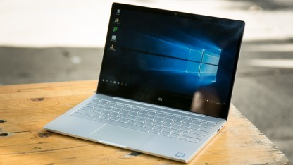 Xiaomis Mi Notebook Air mit 12,5-Zoll-Display
