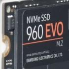 Samsung 960 Evo: Schnelle SSDs für den M.2-Schacht ab 130 US-Dollar