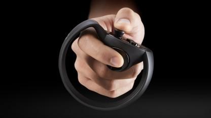 Oculus Touch erleichtert die Steuerung in Virtual-Reality-Anwendungen.