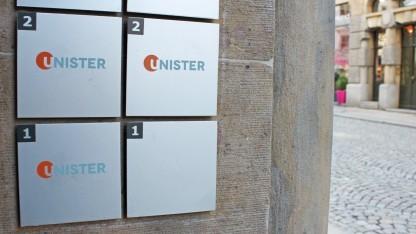 Unister-Standort im Barfußgäßchen, Leipzig