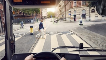 Pedestrian and Cyclist Detection System