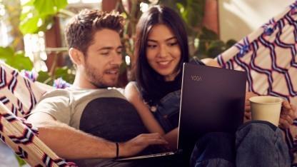 Zur Zeit nichts für Linux-Anwender: Die aktuellen Yoga-Laptops von Lenovo.