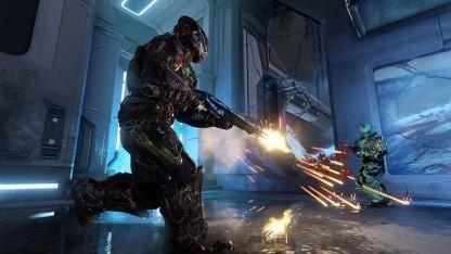 Doom bietet nun auch klassisches Deathmatch.