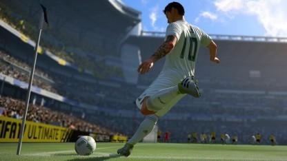 Fifa 17 verwendet die Frostbite-Engine.