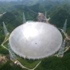 Riesenteleskop Fast: China hält Ausschau nach Außerirdischen
