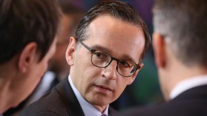 Bundesjustizminister Heiko Maas fordert noch mehr Engagement von Facebook.