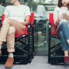 Propilot Chair: Nissan entwickelt autonomen Stuhl für Warteschlangen