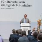 5G: Ausrüster schweigen zu Dobrindts Supernetz-Ankündigung