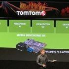 Nvidia und Tomtom: Besseres Cloud-Kartenmaterial für autonome Fahrzeuge