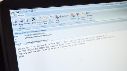 Stiftung Warentest hat Mailprovider verglichen.