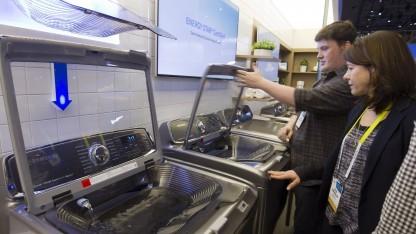 Explodierende Waschmaschinen: einige Toplader-Modelle von Samsung betroffen