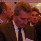 Leistungsschutzrecht: Oettingers bizarre Nachhilfestunde