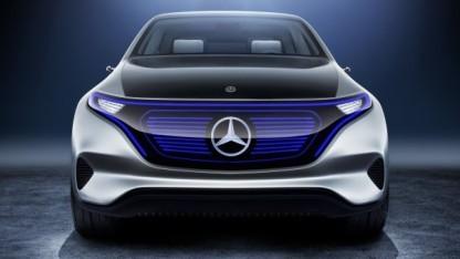 Mercedes Benz: elektrisches SUV